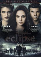 Eclipse [Videoupptagning] : the twilight saga